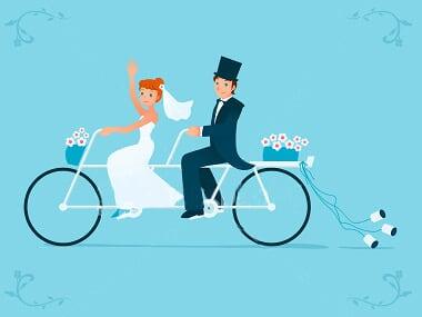 επώνυμοι γάμοι